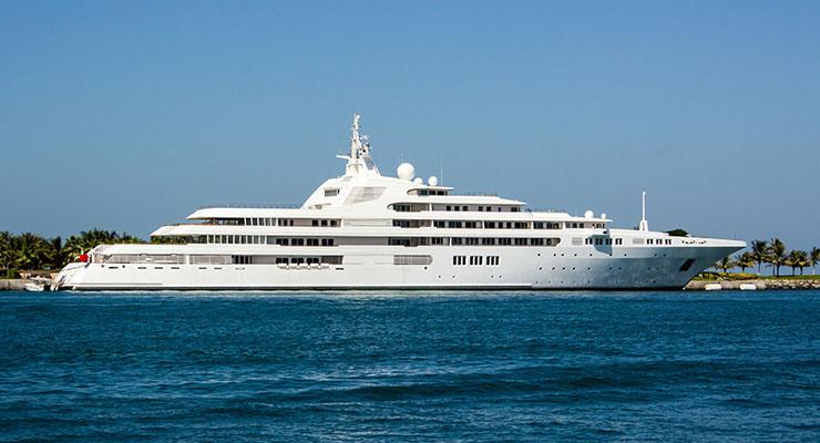 350 pax luxury cruise