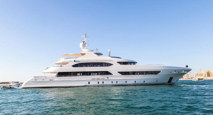 65 pax Dubai Dinner Cruise