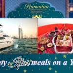 Make your Iftar and Suhoor Party memorable at Champion Yachts