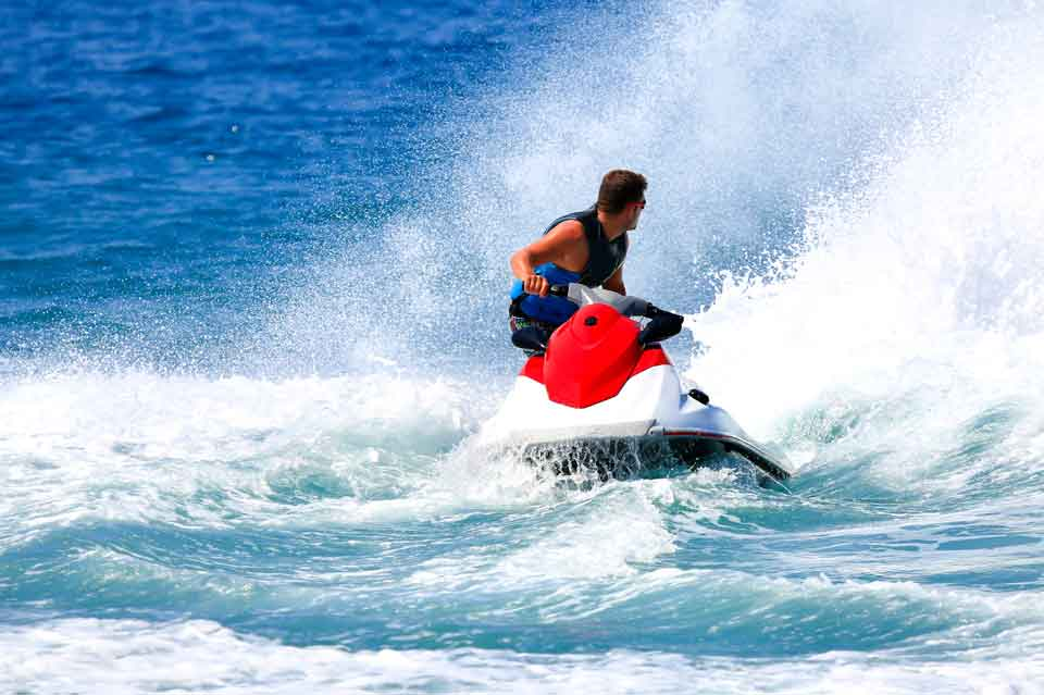 Best Adventure Rides and Water Sports in Dubai