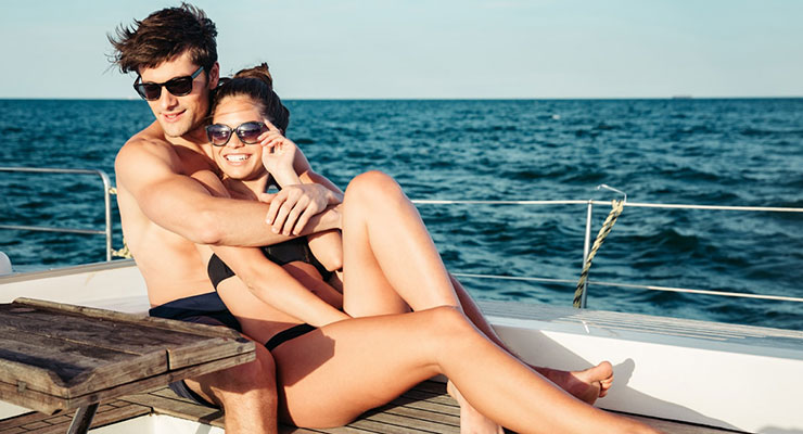 Valentine's Day on Yacht Dubai
