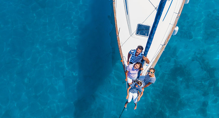 Yacht rentals, the best vacations ever