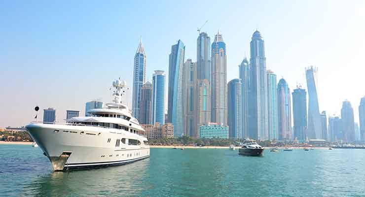 Yacht or Cruise Trip Dubai