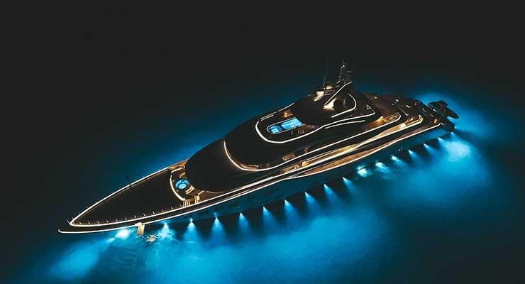 Charter a Yacht in Dubai