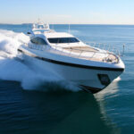 """Charter a luxurious Champion Yacht in Dubai"""